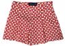 Pantaloni scurti Hypnotic red