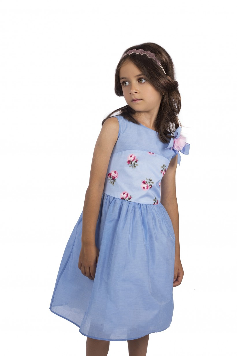 Rochita Blue Girl