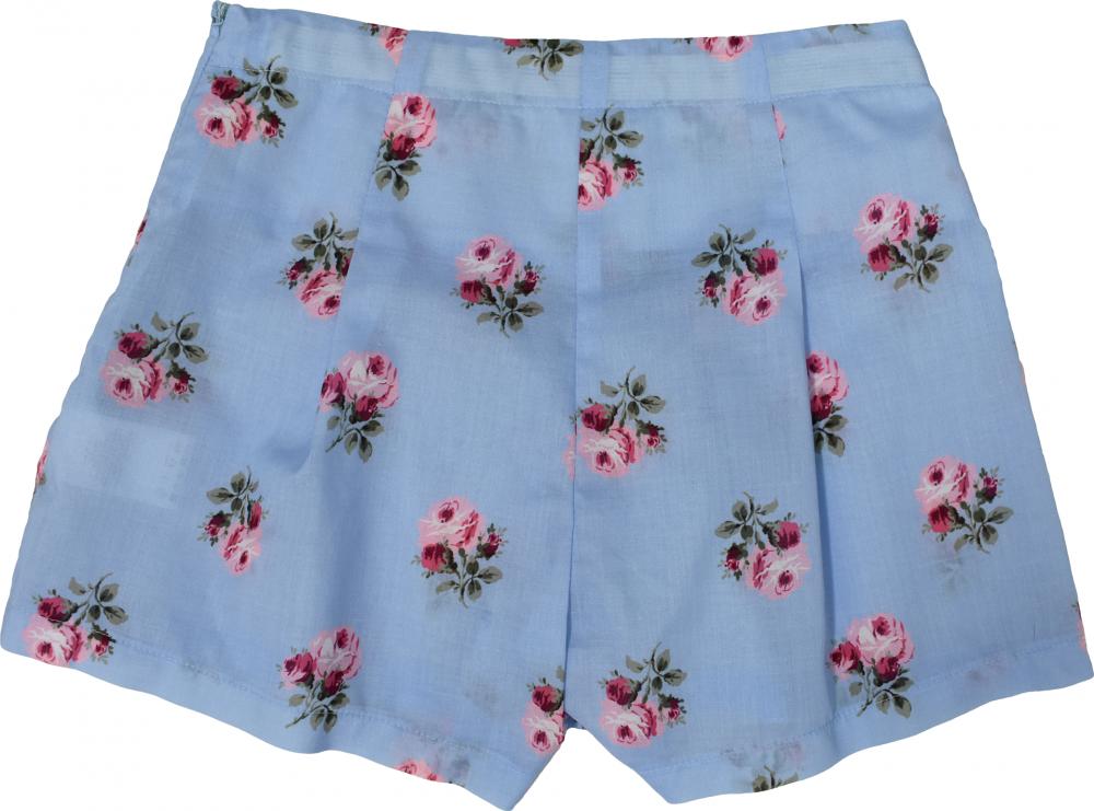 Pantaloni scurti Blue Lady